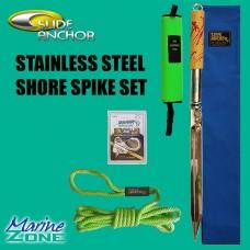 Slide Anchor - Shore Spike Combo