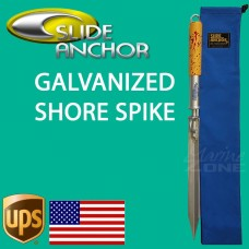 X LARGE Slide Anchor Shore Spike
