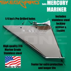 MERCURY MARINER  Replacement SKEG GUARD, SKEGGARD 25-30hp