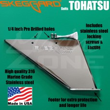 Tohatsu Nissan Skeg Guard, Replacement Skeg SKEGGARD suits 40-140hp Tohatsu Outboards