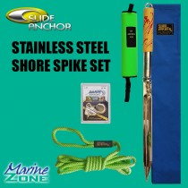 Slide Anchor - Shore Spike Combo