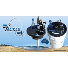 The Tackle Table Box Fishing Boating Accessory