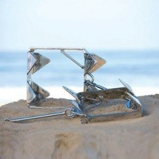 SLIDE ANCHOR Box Anchor -  Stainless Steel - Small